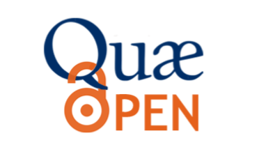 Logo of the site Quae Open Acess
