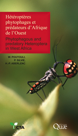 Phytophagous and predatory Heteroptera in West Africa - Wiyao Poutouli, Pierre Silvie, Henri-Pierre Aberlenc - Éditions Quae