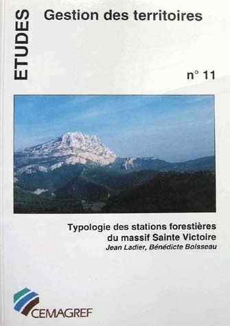 Typology of the Sainte-Victoire massif forest stations  - Jean Ladier, Bénédicte Boisseau - Irstea