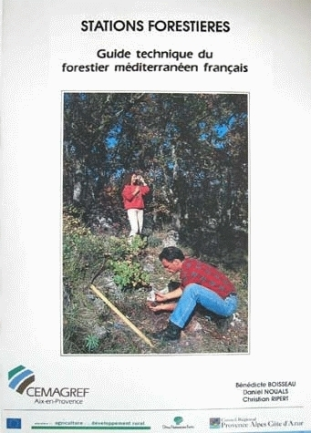 Forestry stations - Bénédicte Boisseau, Daniel Nouals, Christian Ripert - Irstea