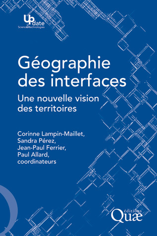 Interfaces geography -  - Éditions Quae