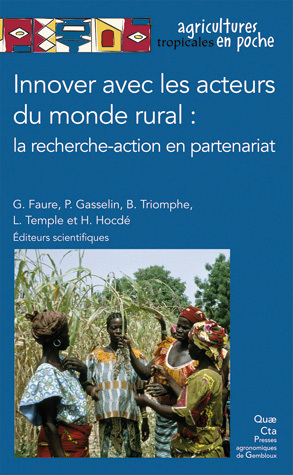 Innovating with the protagonists of the rural world  -  - Éditions Quae