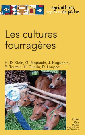 Forage Crops - Henri-Dominique Klein, Georges Rippstein, Johann Huguenin, Bernard Toutain, Hubert Guerin, Dominique Louppe - Éditions Quae