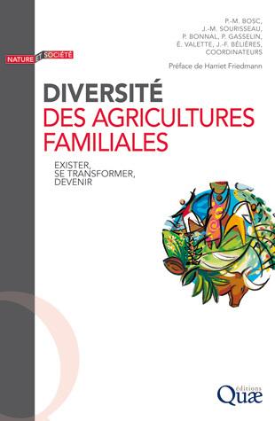 Diversity of Family Farms -  - Éditions Quae