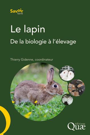 The Rabbit - Thierry Gidenne - Éditions Quae