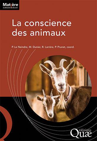 The Consciousness of Animals -  - Éditions Quae