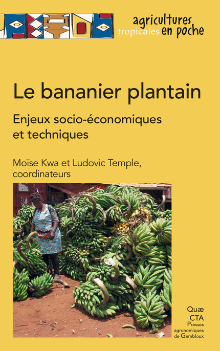 The plantain  -  - Éditions Quae