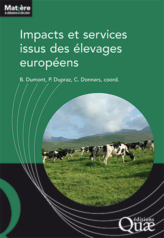 Impacts et services issus des élevages euro -  - Éditions Quae