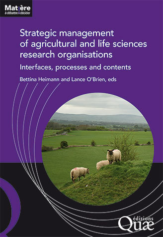 Strategic management of agricultural and life sciences research  - Bettina Heimann, Lance O'Brien - Éditions Quae