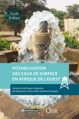 Making surface water drinkable in West Africa - Khadim Diop , Frédéric Naulet, Ana Sanchez Riquelme , Mathieu Le Corre, Saskia Achouline - Éditions Quae