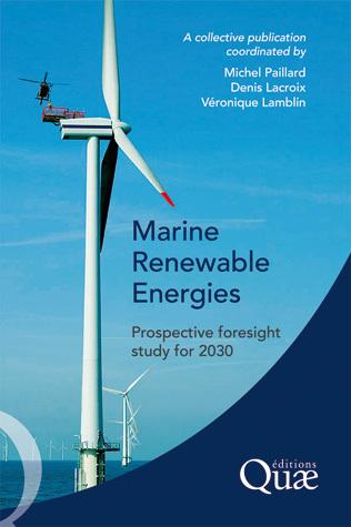 Marine renewable energies -  - Éditions Quae