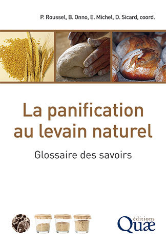 Bread-making with natural yeast -  - Éditions Quae